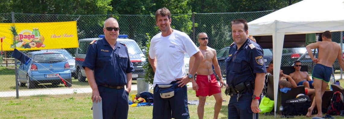 Beach Cop Cup 2013