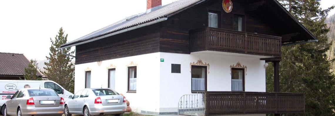 Vereinshütte Flattnitz