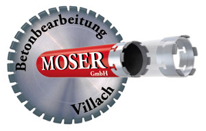 Betonbearbeitung Moser Villach